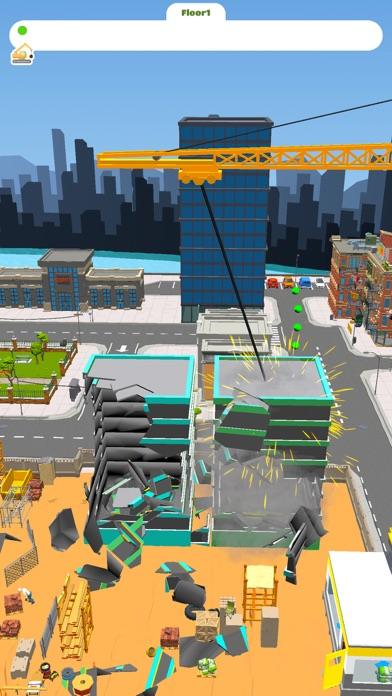 Construction Simulator 3D screenshot 10