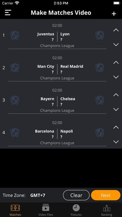 Up Next Soccer screenshot-3