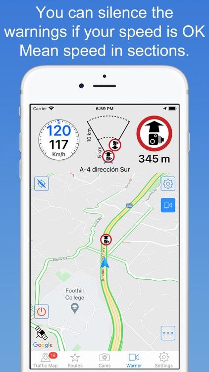 Skip Cams Pro: Cam detector screenshot-6