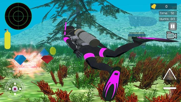 Scuba Diving Deep Sea Swimming screenshot-3