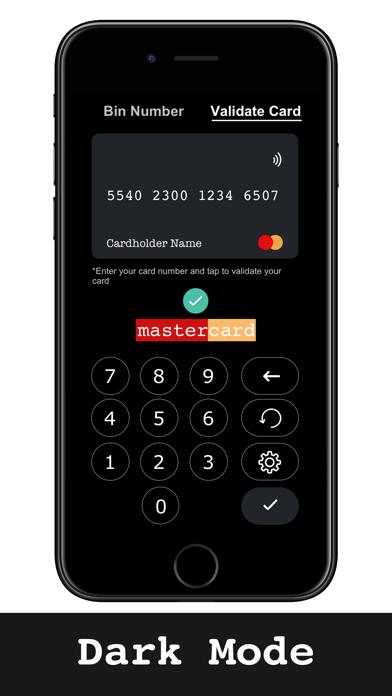 Bin Checker & Card Validator