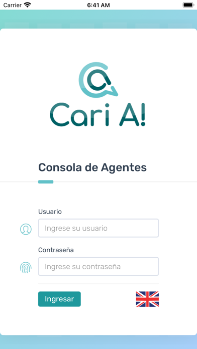 CariAi Agents Screenshot