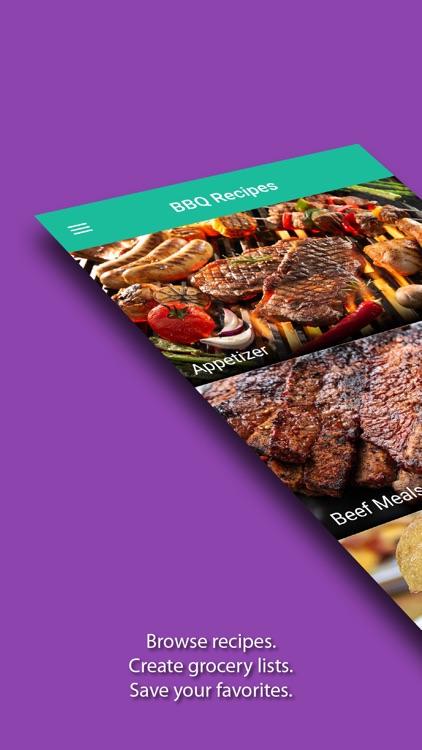 BBQ & Cookout Recipes