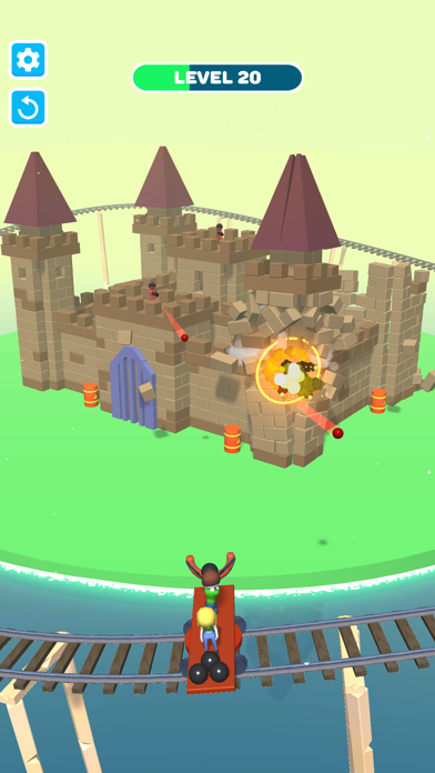 Slingshot Sniper screenshot 8