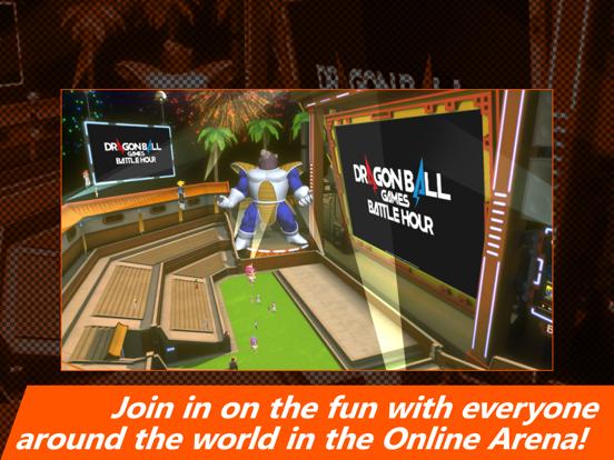 DRAGON BALL Games Battle Hour screenshot 5