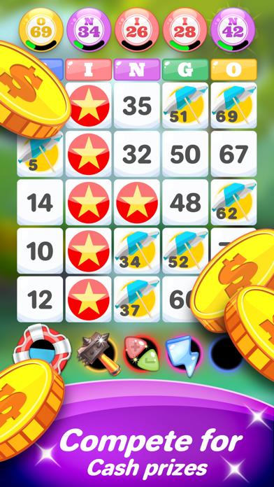 Paradise Blitz: Bingo Party screenshot 3