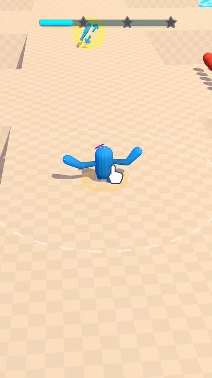 Spinning Rush 3D