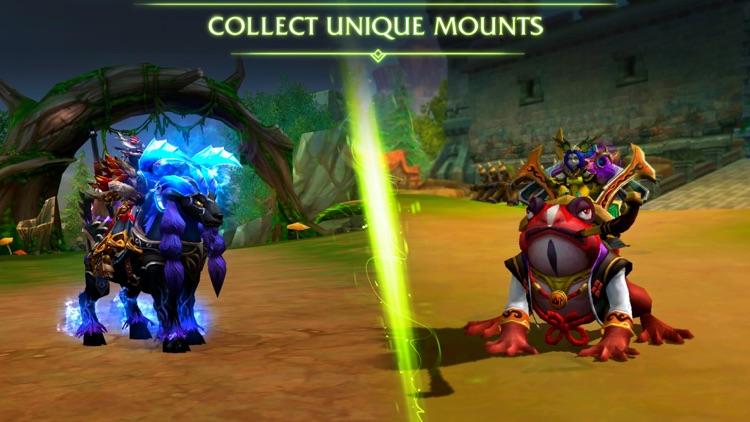 Era of Legends - Shadow of War screenshot-5