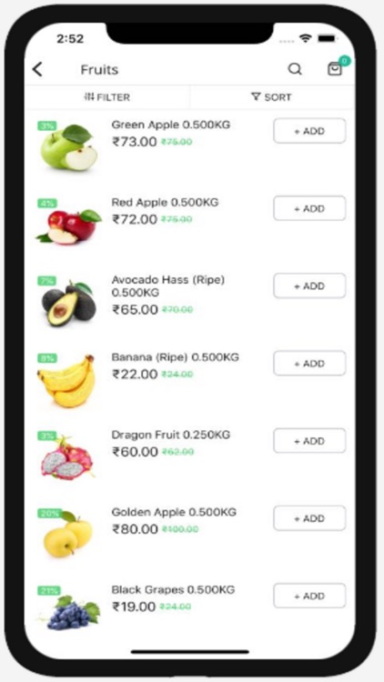 Natchdeal online shopping app screenshot-4