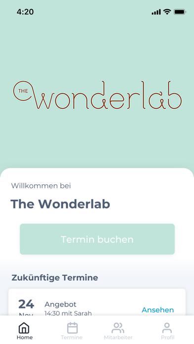 The WonderlabScreenshot von 1