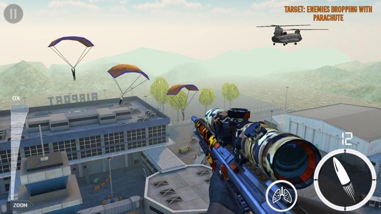 Modern Sniper Shooter 3d screenshot-4