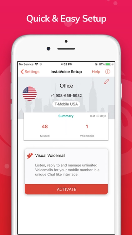 InstaVoice® Visual Voicemail screenshot-6
