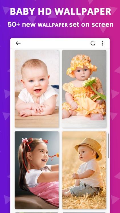 Baby Photo Editor - Baby Story screenshot-9