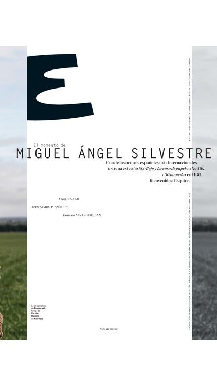 Esquire México screenshot-5