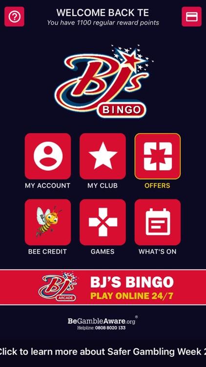 Bj games online