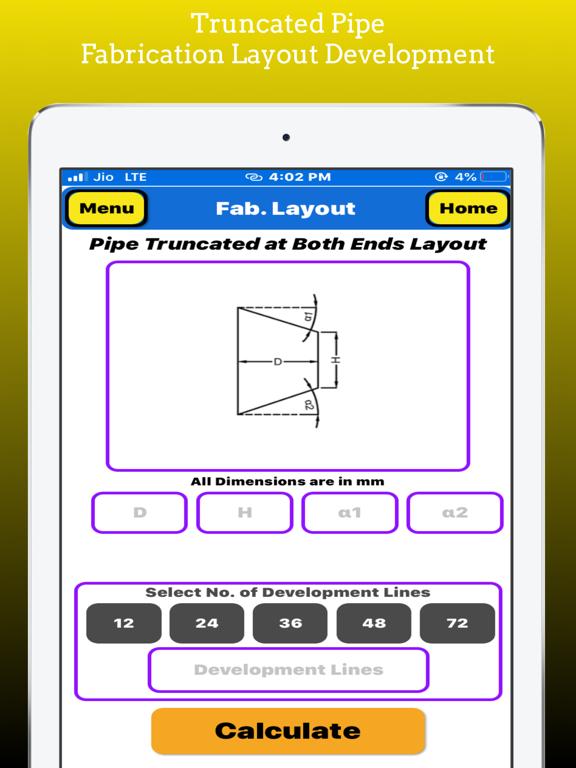 Fabrication Layout screenshot 13