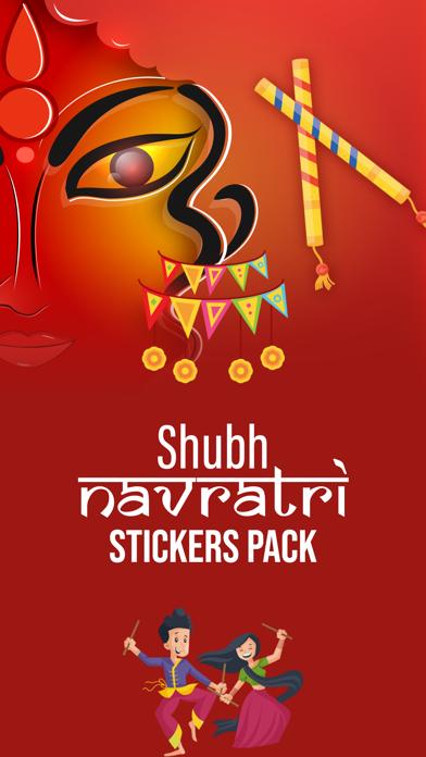 Navratri Stickers! screenshot 1