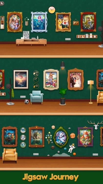 Block Puzzle - Jigsaw Gallery screenshot-3