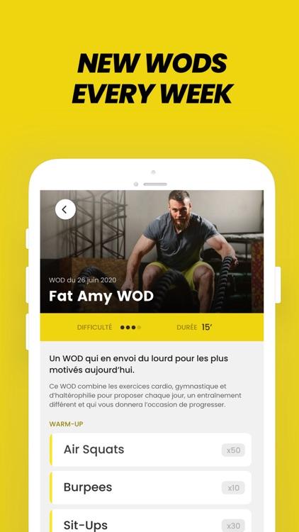 Vikfit — Fitness training screenshot-3