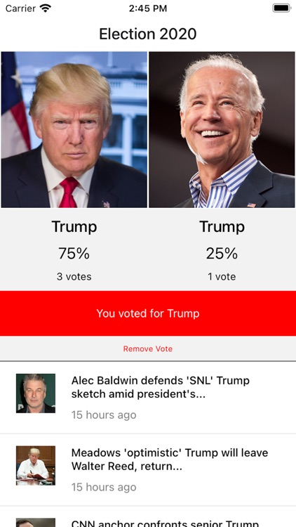 Election 2020 Updates