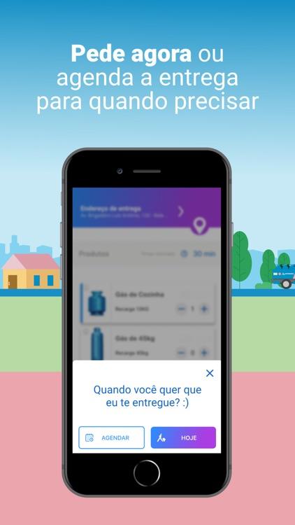 Ultragaz: pedir botijão de gás screenshot-4