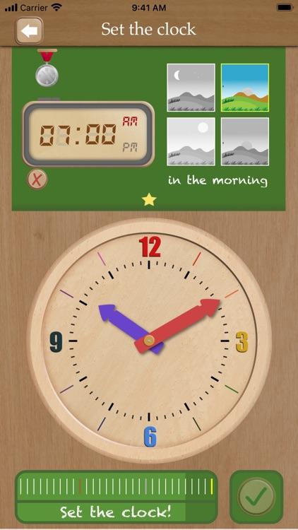 Set the clock screenshot-6