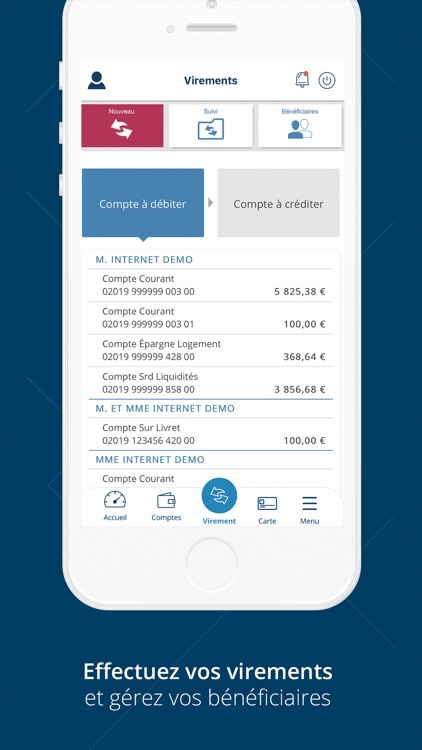 Crédit du Nord pour iPhone screenshot-4