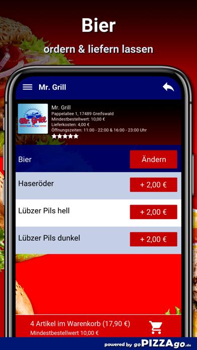 Mr. Grill Greifswald screenshot 6