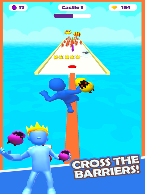 Boom Runner - Tower Defense 3D screenshot 7