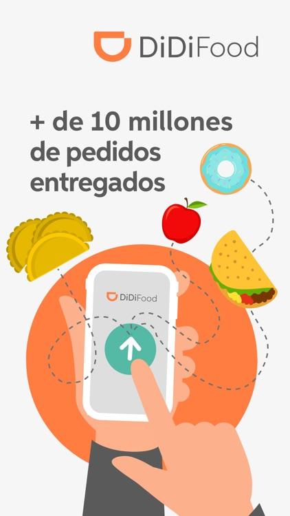 DiDi Food: Restaurantes online