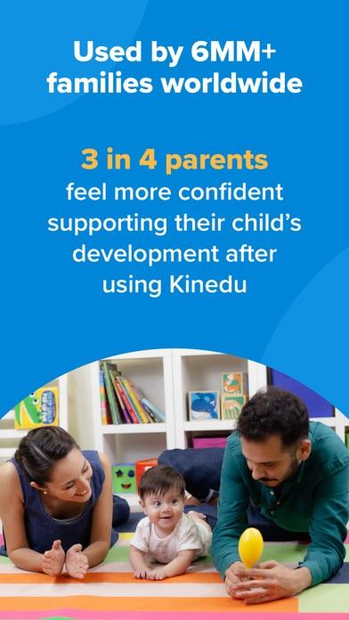 Kinedu: Baby Development Plan Screenshot