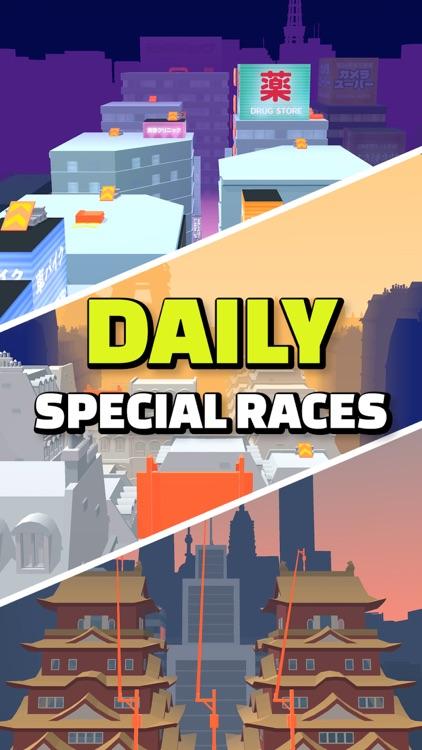 Parkour Race - Freerun Game screenshot-3