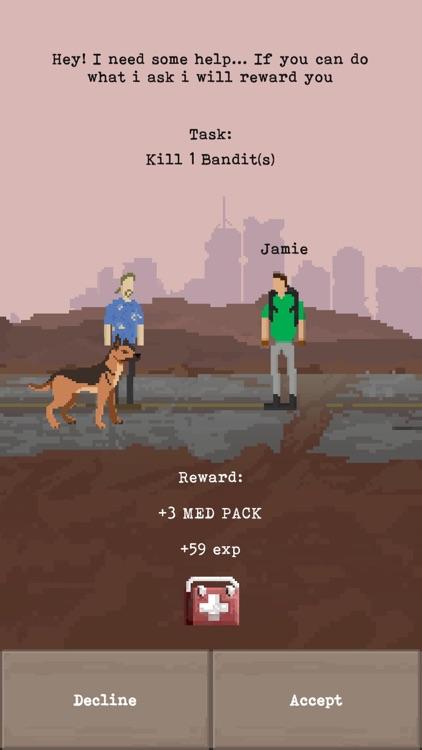 The Wanderer: Post-Nuclear RPG screenshot-6