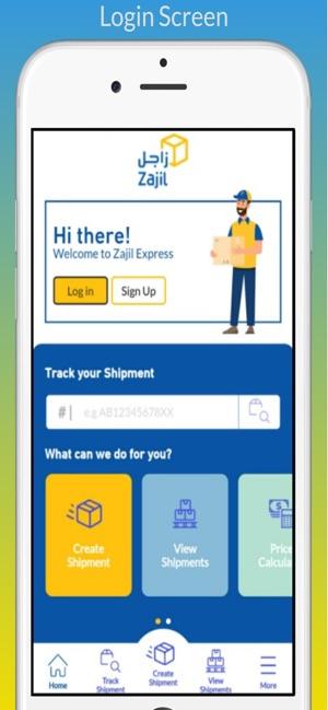 Zajil Express On The App Store