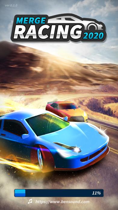 Merge Racing 2020 screenshot 1