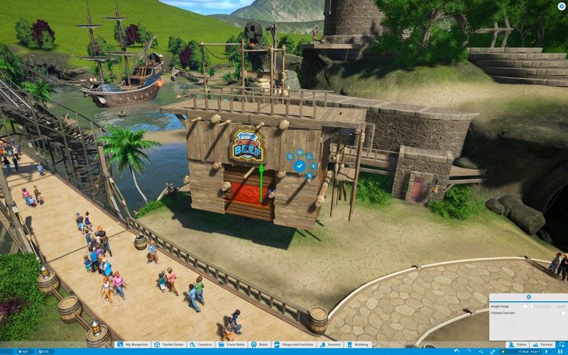 Planet Coaster screenshot 7