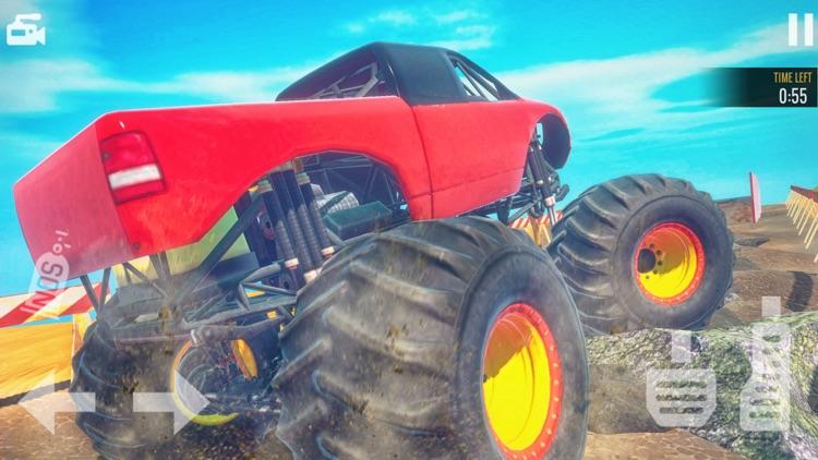 Monster Truck: Lets Go Offroad screenshot-5