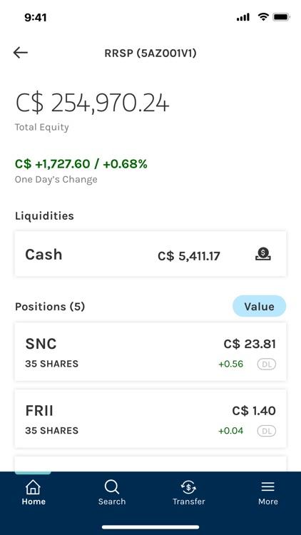 Morgan Stanley Wealth Canada