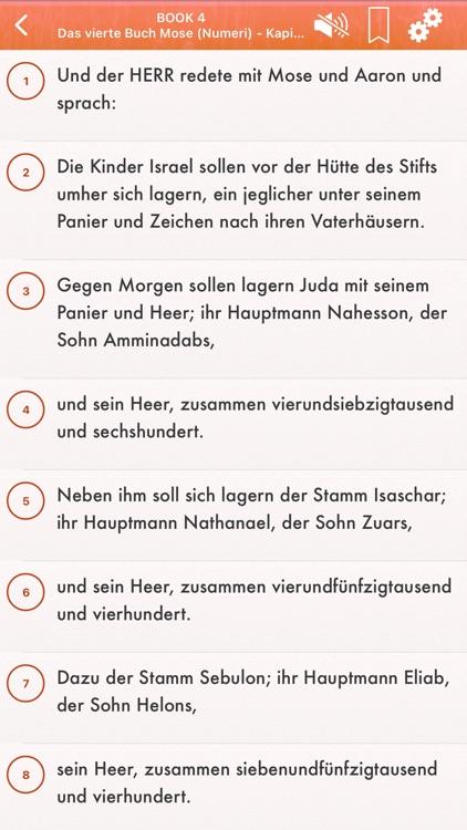 German Bible Audio Pro Luther screenshot-7