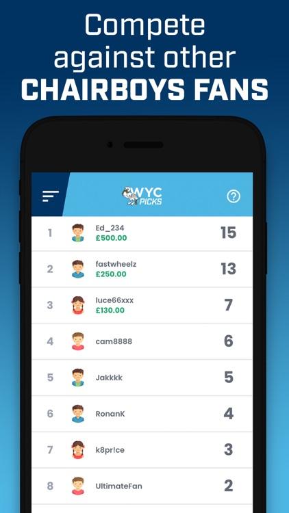 Wyc Picks screenshot-3