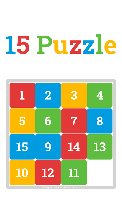 15 Puzzle for Kids*紹介画像4