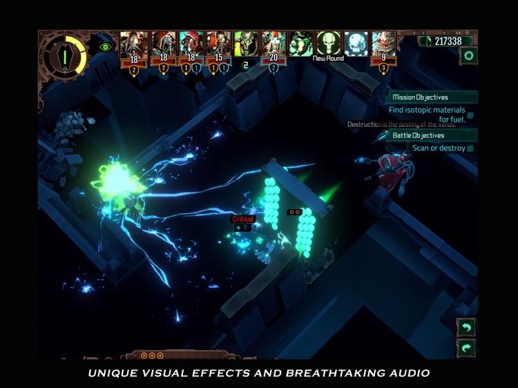 Warhammer 40,000: Mechanicus screenshot-3