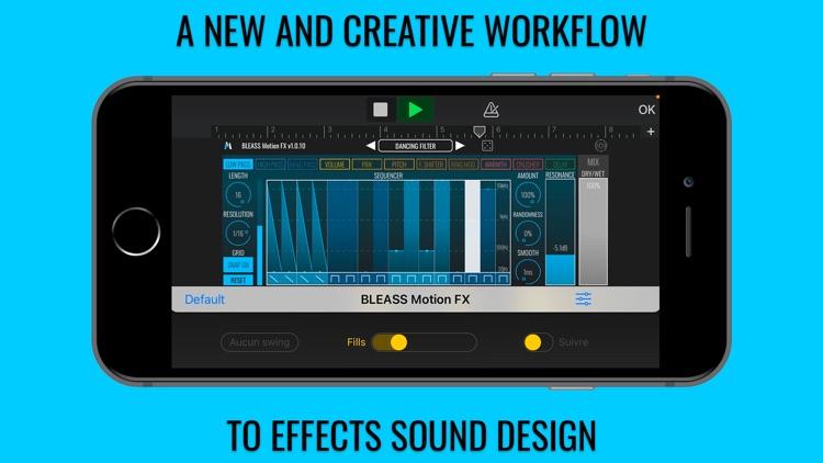 BLEASS Motion FX
