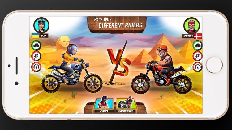 Rush to Crush Bike Racing Game screenshot-3
