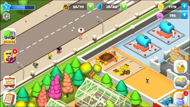 Plant Shop Tycoon - Idle Game screenshot-3