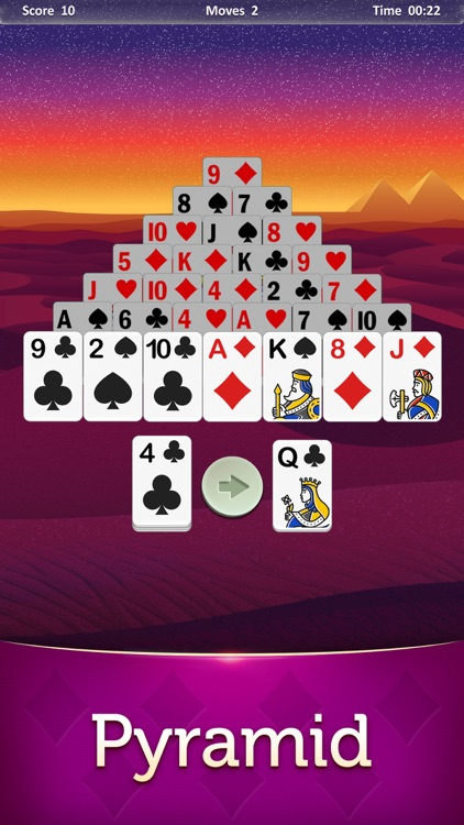 Magic Solitaire - Card Games screenshot-5