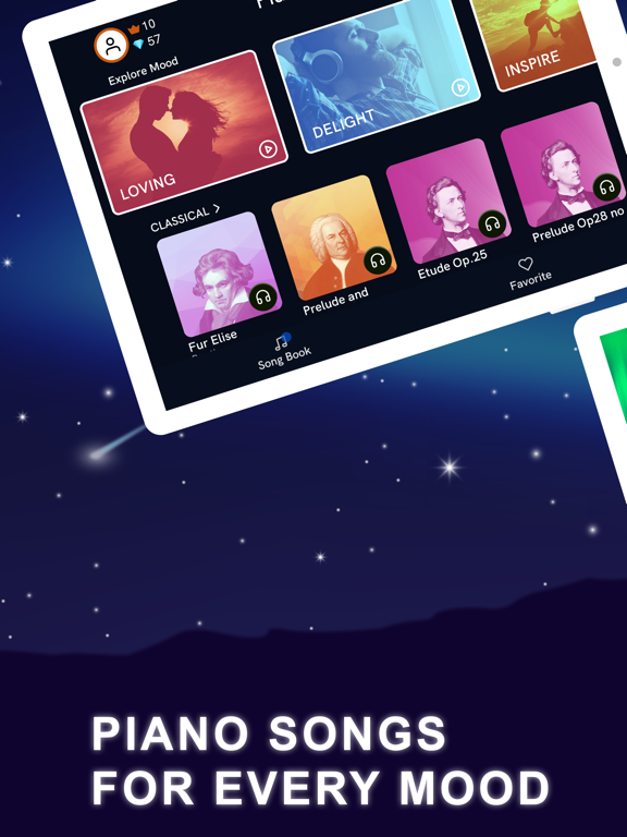 Piano Sky: Piano Magic Games screenshot 6
