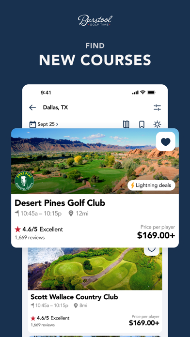 Screen Shot Barstool Golf Time 3