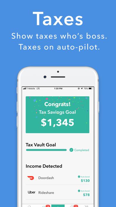 Tax & Expense by Everlance Screenshot