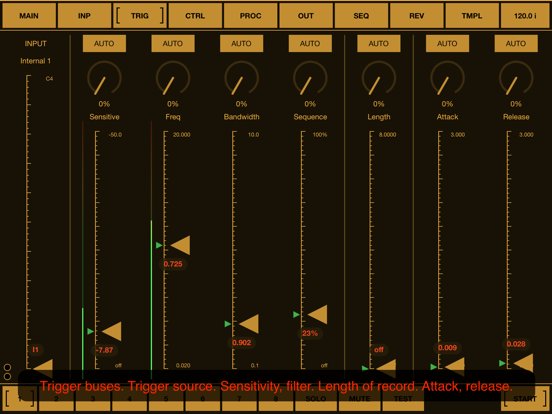 Ipad Screen Shot BeatCutter 3